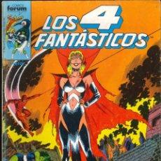 Comics: LOS 4 FANTÁSTICOS VOLUMEN 1 NÚMERO 55 CÓMICS FÓRUM MARVEL. Lote 207939815