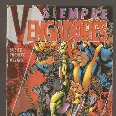 Cómics: SIEMPRE VENGADORES VOL.1 - Nº 10 DE 12 - JUNIO 2000 - FORUM - 1994 -. Lote 177393470