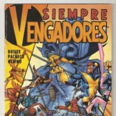 Cómics: SIEMPRE VENGADORES VOL.1 - Nº 11 DE 12 - JULIO 2000 - FORUM - 1994 -. Lote 177393688