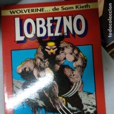 Cómics: LOBEZNO (WOLVERINE). ¡SEDIENTO DE SANGRE! - PLANETA. Lote 177420639