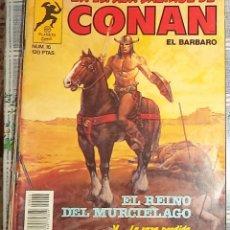 Cómics: LA ESPADA SALVAJE DE CONAN SERIE ORO PLANETA PRIMERA EDICION N.º 16. Lote 177423858