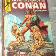 Cómics: LA ESPADA SALVAJE DE CONAN SERIE ORO PLANETA PRIMERA EDICION N.º 45 . Lote 177424109