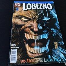 Cómics: DE KIOSCO LOBEZNO 2 LOS ARCHIVOS DE LOGAN 2 VOL III FORUM. Lote 177456880