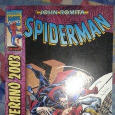 Cómics: SPIDERMAN DE JOHN ROMITA: ESPECIAL VERANO 2003: FORUM. Lote 208200141