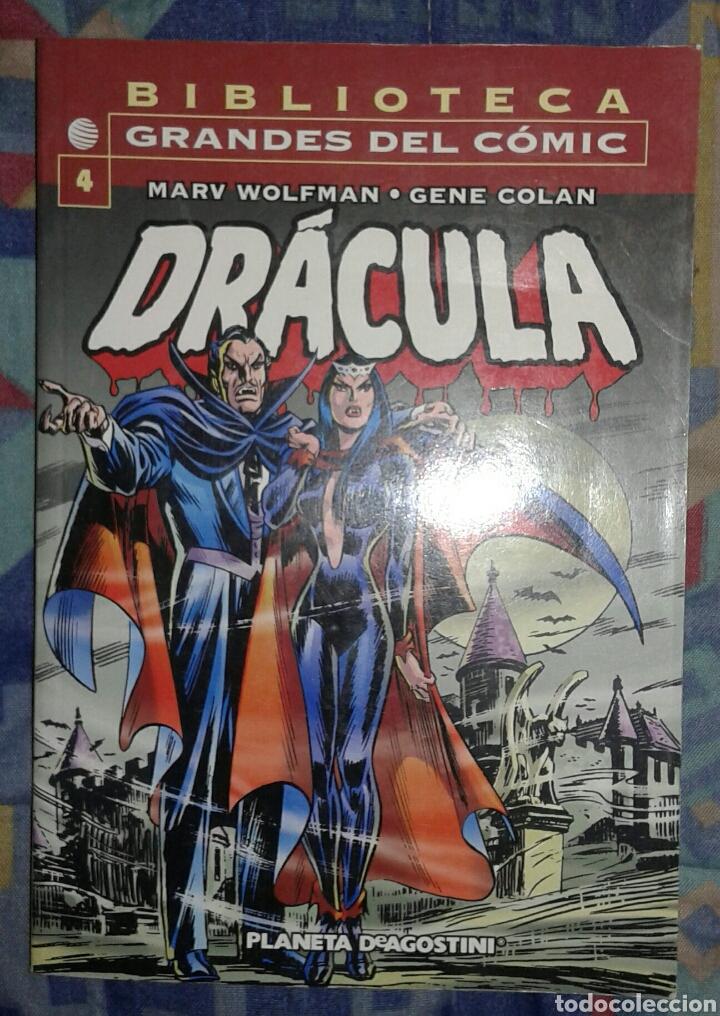BIBLIOTECA GRANDES DEL COMIC: DRACULA N 4: FORUM (Tebeos y Comics - Forum - Prestiges y Tomos)