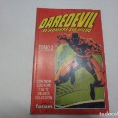 Cómics: DAREDEVIL 7 AL 12. RETAPADO. FORUM. Lote 177555899