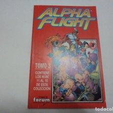 Fumetti: ALPHA FLIGHT 11 AL 15. RETAPADO. FORUM. Lote 177557540
