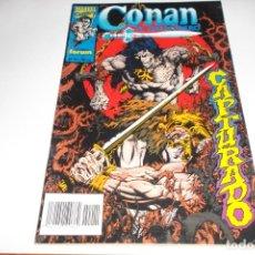 Comics: CONAN EL AVENTURERO - NUMERO 11 - FORUM. Lote 177562584