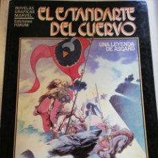 Cómics: EL. ESTANDARTE DEL CUERBO T. Lote 177591270