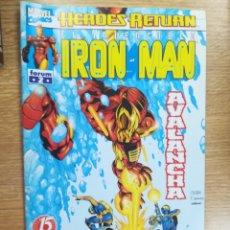 Cómics: IRON MAN VOL 5 #2. Lote 177594694