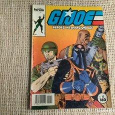 Cómics: COMANDO GIJOE Nº 15 HEROES INTERNACIONALES. Lote 177670998