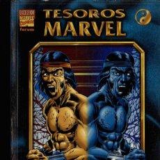 Cómics: TESOROS MARVEL, SHANG-CHI, MASTER OF KUNG-FU ESPECIAL B/N 272 PÁGS. Lote 177771125