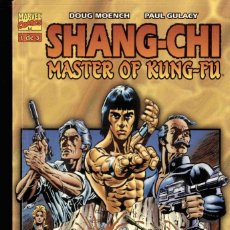 Cómics: SHANG-CHI, MASTER OF KUNG-FU MINISERIE 3 NÚMEROS. Lote 177771388