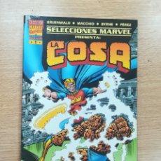 Cómics: LA COSA EL PROYECTO PEGASO (SELECCIONES MARVEL #1). Lote 177811507