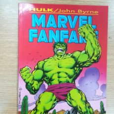Cómics: MARVEL FANFARE #2 HULK. Lote 177811517