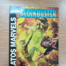 Cómics: RELATOS MARVEL BLOCKBUSTER (COLECCIÓN PRESTIGIO VOL 3 #2). Lote 177811537
