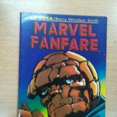 Cómics: MARVEL FANFARE #3 LA COSA. Lote 177811565