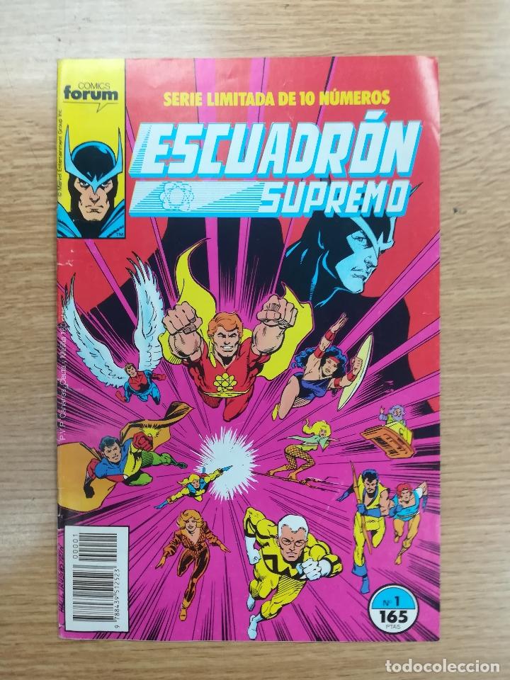 ESCUADRON SUPREMO #1 (Tebeos y Comics - Forum - Otros Forum)