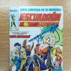 Cómics: ESCUADRON SUPREMO #4. Lote 177811952
