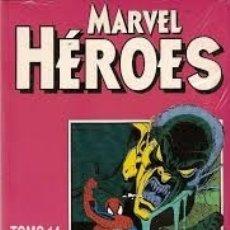 Cómics: MARVEL HEROES TOMO 14 (NUMEROS 71 - 72 - 73 - 74 - 75). Lote 177823527