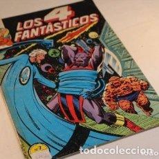 Cómics: LOS CUATRO FANTÁSTICOS N°7 EDICIONES FORUM 1983 MARVEL COMICS GROUP/ BUEN ESTADO.. Lote 177831284