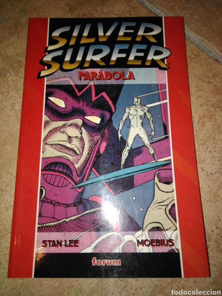 SILVER SURFER (Tebeos y Comics - Forum - Silver Surfer)