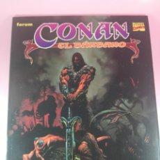 Cómics: COMIC-EL DEPREDADOR-CONAN EL BÁRBARO-DON KRAAR & JOHN SEVERIN-NOVIEMBRE 1995-1ªEDICIÓN-IMPOLUTO-VER. Lote 177955552