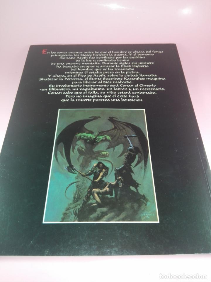 Cómics: COMIC-EL CUERNO DE AZOTH-CONAN EL BÁRBARO-ROY THOMAS & MICHAEL DOCHERTY-MARVEL COMICS-FORUM-1995 - Foto 5 - 177962483