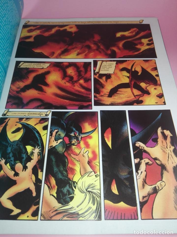 Cómics: COMIC-EL CUERNO DE AZOTH-CONAN EL BÁRBARO-ROY THOMAS & MICHAEL DOCHERTY-MARVEL COMICS-FORUM-1995 - Foto 8 - 177962483