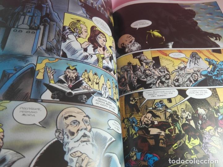 Cómics: COMIC-EL CUERNO DE AZOTH-CONAN EL BÁRBARO-ROY THOMAS & MICHAEL DOCHERTY-MARVEL COMICS-FORUM-1995 - Foto 11 - 177962483