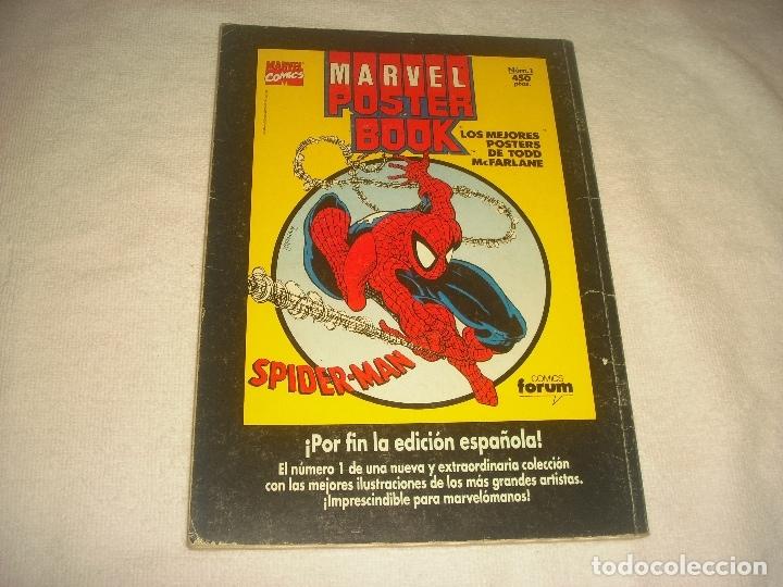 Cómics: MARVEL HEROES. FORUM, RETAPADO CONTIENE 5 NUMEROS, DEL 45 AL 49. - Foto 2 - 177985254