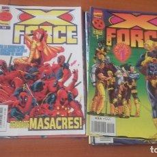 Cómics: X-FORCE VOL.2 EDITORIAL PLANETA-DEAGOSTINI LOTE DE 15 Nº.. Lote 178007599
