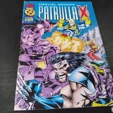 Cómics: DE KIOSCO PATRULLA X 1 ESPECIAL MUTANTE FORUM. Lote 178094972