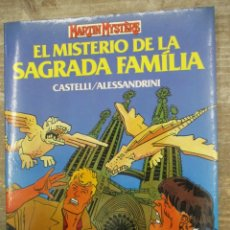 Cómics: MARTIN MYSTERE - EL MISTERIO DE LA SAGRADA FAMILIA - CASTELLI / ALESSANDRINI - FORUM. Lote 178132393