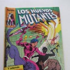 Comics : LOS NUEVOS MUTANTES Nº 16 DE CHRIS CLAREMONT, SAL BUSCEMA FORUM CX25. Lote 178139880