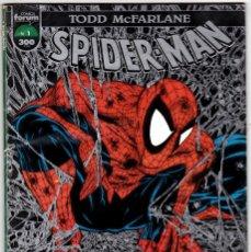 Cómics: SPIDERMAN - TODD MCFARLANE - FORUM - Nº 1. Lote 178151617