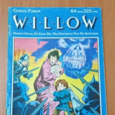 Cómics: TEBEO WILLOW NUMERO UNICO (PLANETA FORUM, 1988). Lote 178200643