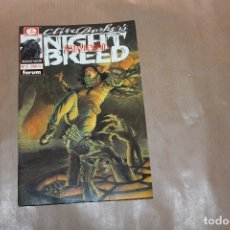 Cómics: NIGHT BREED Nº 2, EDIOTRIAL FORUM. Lote 178234492
