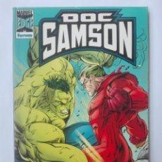 Cómics: DOC SAMSON DOBLE CUERPO # Y2. Lote 178557208