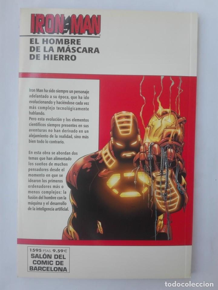 Cómics: IRON MAN EL HOMBRE DE LA MÁSCARA DE HIERRO # Y3 - Foto 2 - 178562923