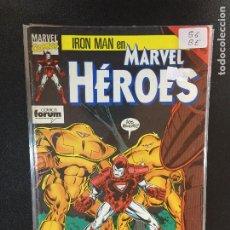 Cómics: FORUM MARVEL HEROES NUMERO 56 MUY BUEN ESTADO. Lote 178567987