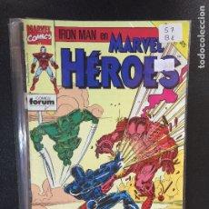 Cómics: FORUM MARVEL HEROES NUMERO 57 MUY BUEN ESTADO. Lote 178568063