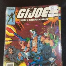 Cómics: FORUM G.J.JOE NUMERO 27 BUEN ESTADO. Lote 178569157