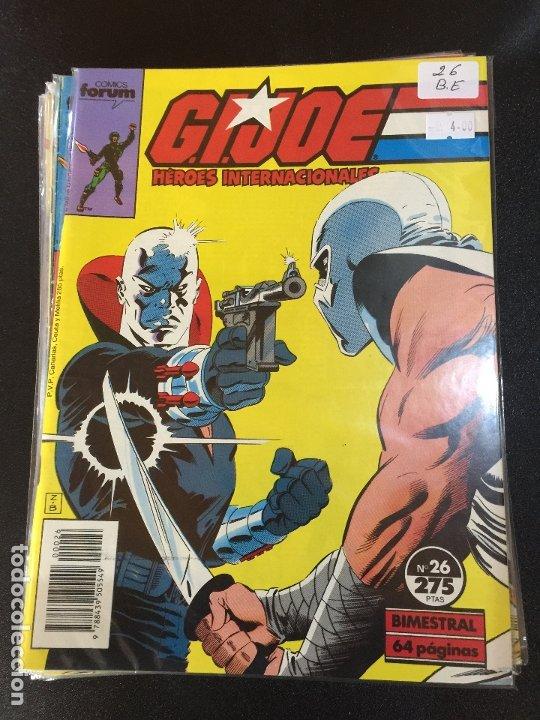FORUM G.J.JOE NUMERO 26 BUEN ESTADO (Tebeos y Comics - Forum - Otros Forum)