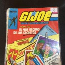 Cómics: FORUM G.J.JOE NUMERO 17 BUEN ESTADO. Lote 178569912