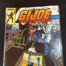 Cómics: FORUM G.J.JOE NUMERO 10 BUEN ESTADO. Lote 178570045
