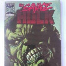 Cómics: THE SAVAGE HULK 8 - MARVEL EDGE SPECIAL# Y3. Lote 178574736