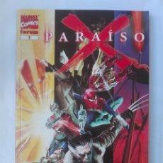 Cómics: PARAISO X 1# Y3. Lote 178574891