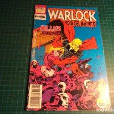 Cómics: WARLOCK Y LA GUARDIA DEL INFINITO. Nº 4. FORUM. (M-37). Lote 178671636