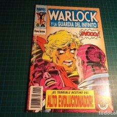 Cómics: WARLOCK Y LA GUARDIA DEL INFINITO. Nº 3. FORUM. (M-37). Lote 178671713